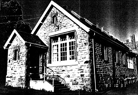 50 - Eltham Primary School Dalton St_03 - Shire of Eltham Heritage Study 1992