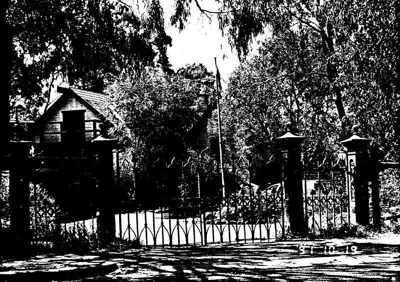 51 - Adobe Residence and Iron Gates 25 Diamond St_02 - Shire of Eltham Heritage Study 1992