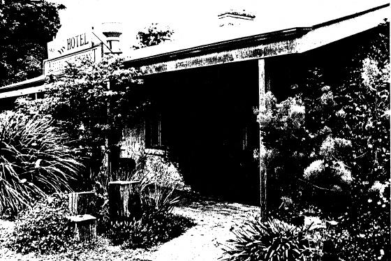 62 - Former Wellers Pub at Pitman Cnr Kangaroo Ground_02 - Shire of Eltham Heritage Study 1992