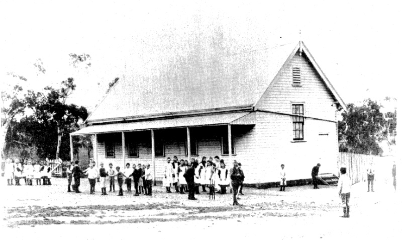 64 - Kangaroo Primary State School Elth Yarr Glen Rd - Shire of Eltham Heritage Study 1992