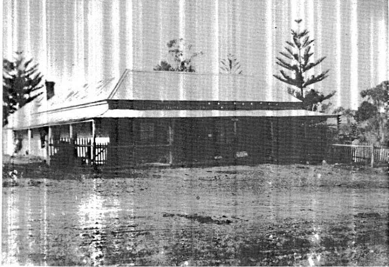 65 - Kangaroo Ground General Store Post Office Pines_02 - Shire of Eltham Heritage Study 1992