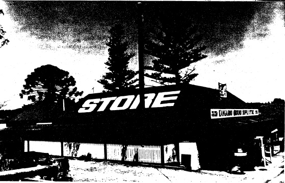 65 - Kangaroo Ground General Store Post Office Pines_04 - Shire of Eltham Heritage Study 1992