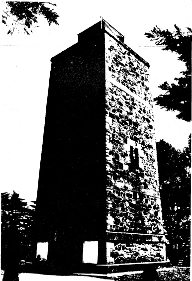 68 - War Memorial and Components Eltham Yarra Gl Rd_02 - Shire of Eltham Heritage Study 1992