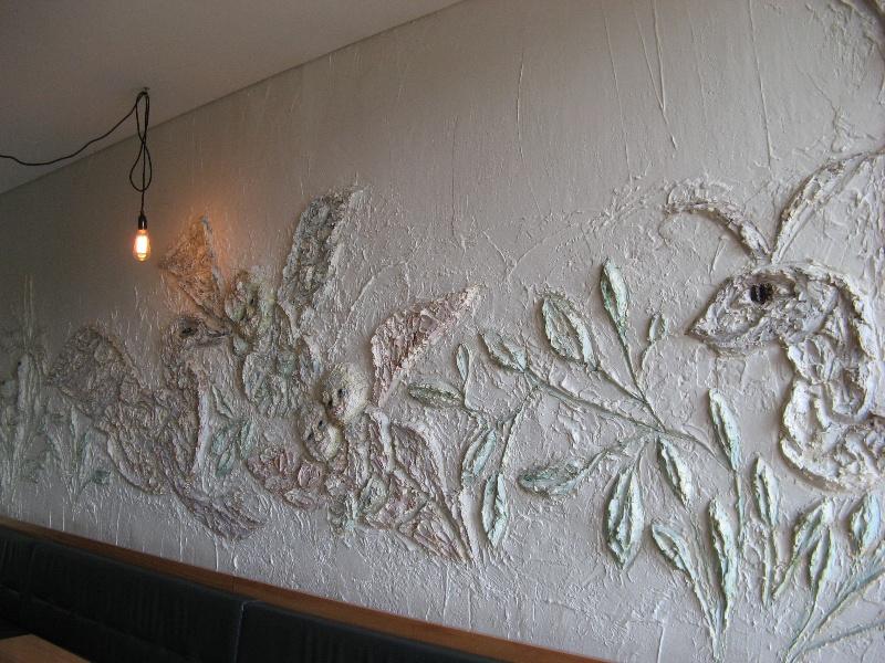 Mirka at Tolarno_St Kildabar relief mural_KJ_13 Oct o8