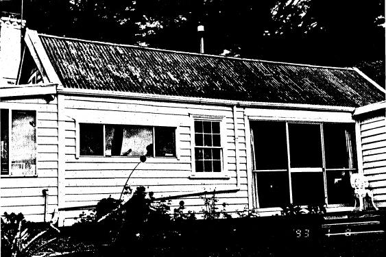 69 - Garden Hill Shearing Shed Elth Yarra Glen Rd_02 - Shire of Eltham Heritage Study 1992