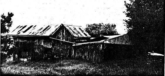 69 - Garden Hill Shearing Shed Elth Yarra Glen Rd_12 - Shire of Eltham Heritage Study 1992