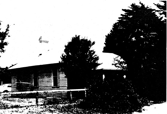 94 - Railways Residence Palm Cypress Trees Hurstbridge_03 - Shire of Eltham Heritage Study 1992