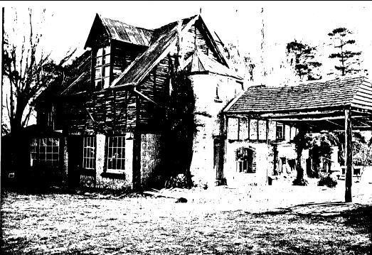 133 - Montsalvat Hillcrest Ave Eltham 05 - Shire of Eltham Heritage Study 1992