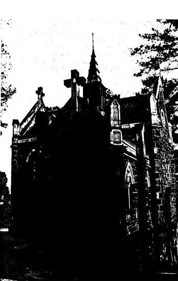 133 - Montsalvat Hillcrest Ave Eltham 12 - Shire of Eltham Heritage Study 1992