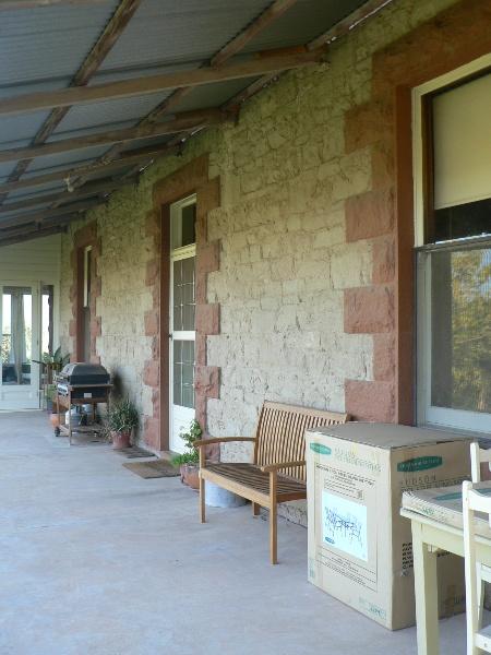 23406 Barra Head Homestead Mirranatwa front verandah 865