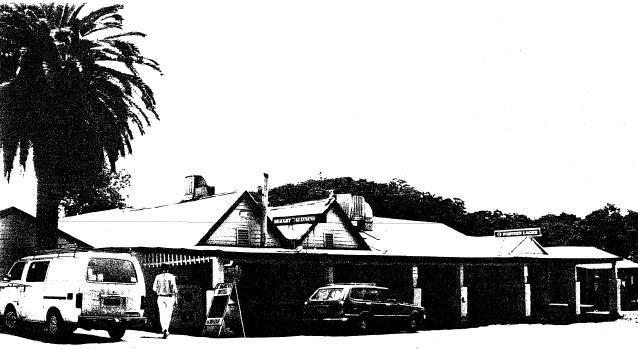 166 - St Andrews Hotel Palm KangGround St Andrews Rd 07 - Shire of Eltham Heritage Study 1992