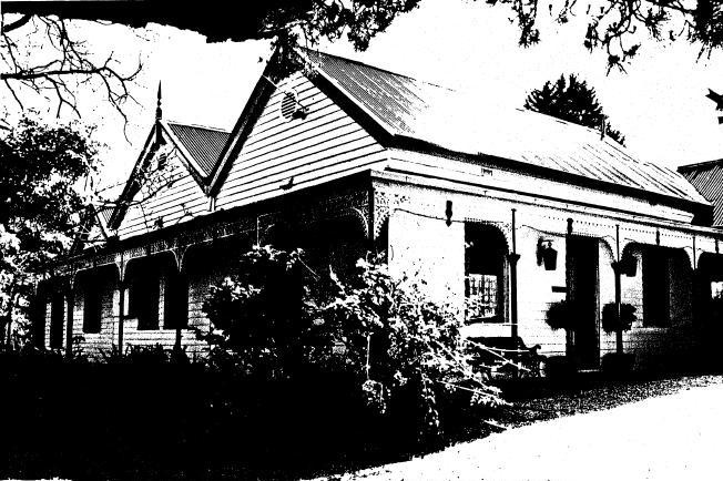 172 - Pigeon Bank Residence Kangaroo Ground - Shire of Eltham Heritage Study 1992