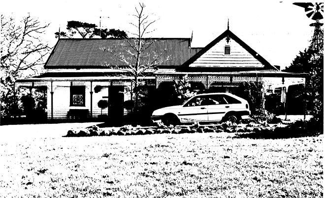 172 - Pigeon Bank Residence Kangaroo Ground 06 - Shire of Eltham Heritage Study 1992