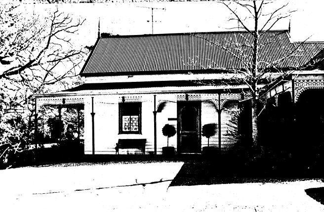 172 - Pigeon Bank Residence Kangaroo Ground 07 - Shire of Eltham Heritage Study 1992