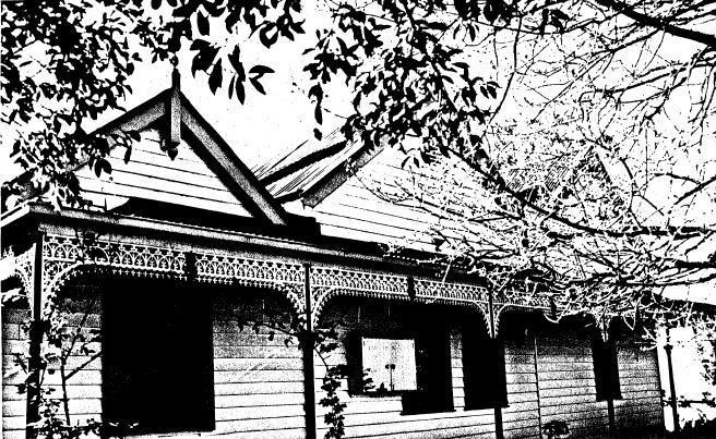 172 - Pigeon Bank Residence Kangaroo Ground 08 - Shire of Eltham Heritage Study 1992