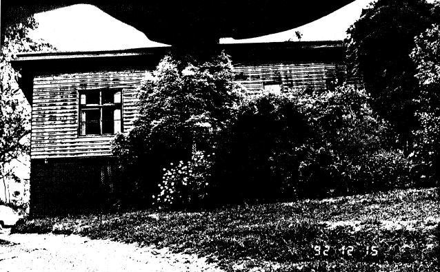 178 - Former Headmasters House Koornong Experimental School 02 - Shire of Eltham Heritage Study 1992