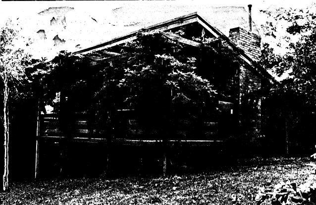 178 - Former Headmasters House Koornong Experimental School 04 - Shire of Eltham Heritage Study 1992
