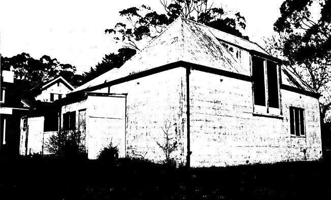 182 - Residence Studio 30 Lavender Park Rd 03 - Shire of Eltham Heritage Study 1992