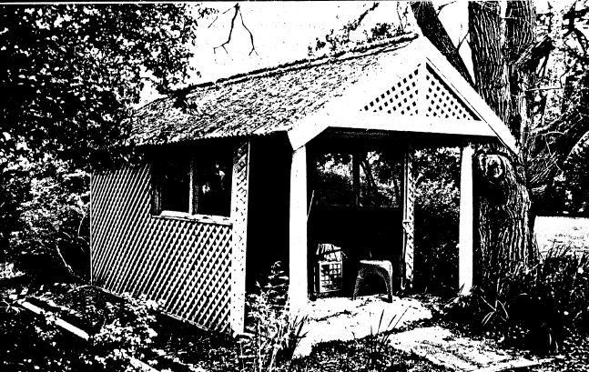 182 - Residence Studio 30 Lavender Park Rd 04 - Shire of Eltham Heritage Study 1992