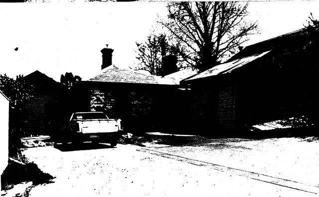 198 - Former Police Complex 728 Main Rd Eltham 07 - Shire of Eltham Heritage Study 1992