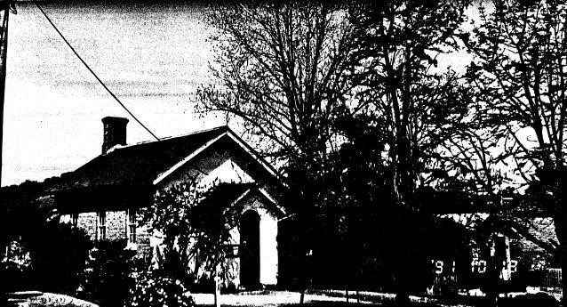 199 - Court House 730 Main Rd Eltham - Shire of Eltham Heritage Study 1992