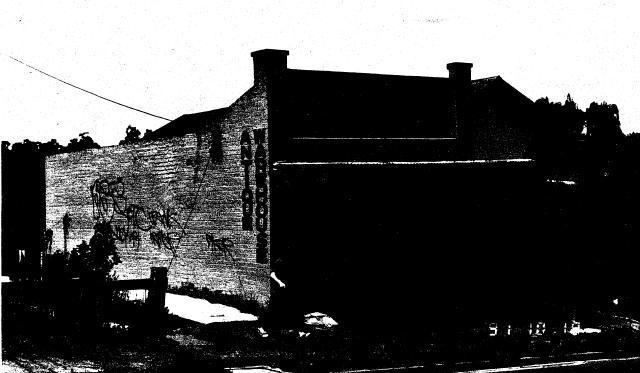 201 - Shop Dwelling 738 Main Rd Eltham - Shire of Eltham Heritage Study 1992