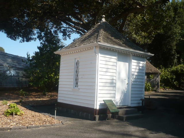 Botanical Garden First Customs House 1