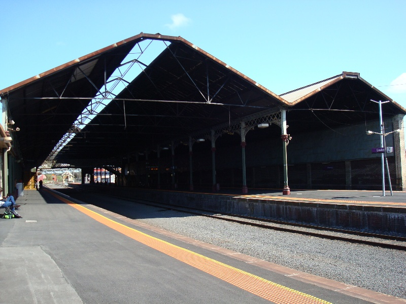 H1604 Geelong Railway Station No 3
