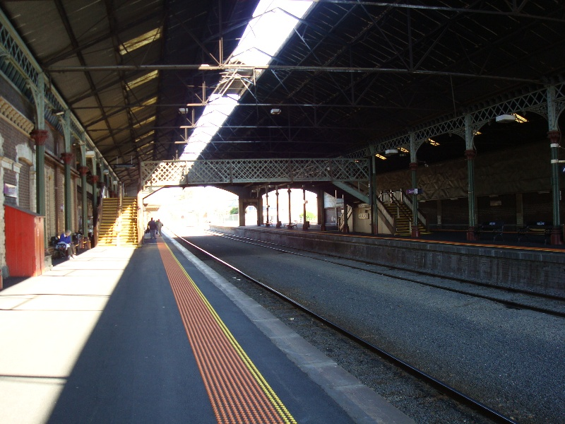 H1604 Geelong Railway Station No 4