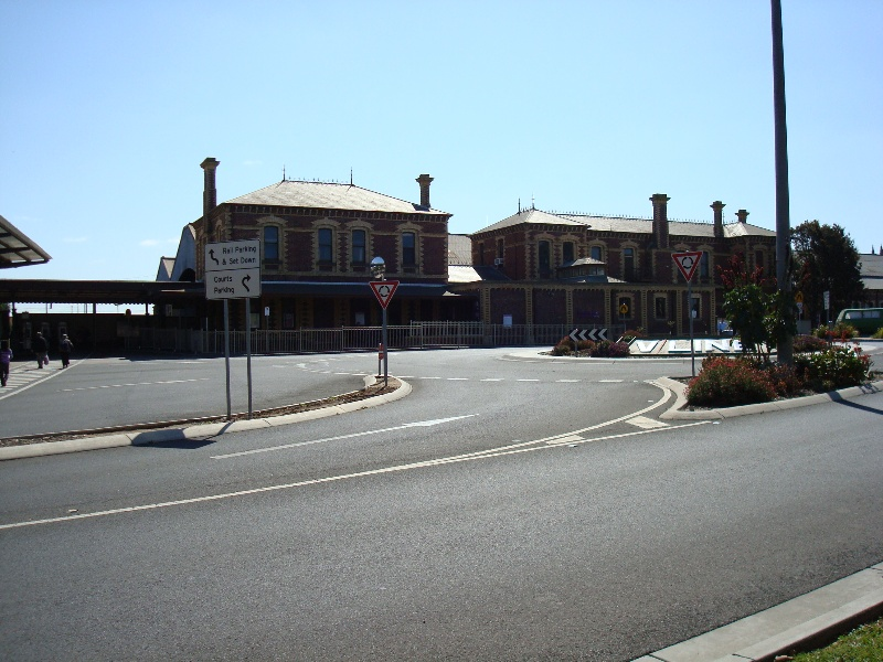 H1604 Geelong Railway Station No 7