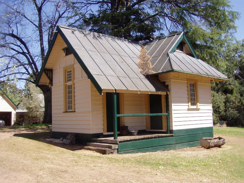 2270 McIvor Highway, Axedale Marydale outbuildings