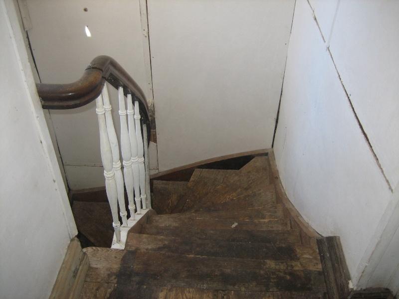 Watford Cottage Avoca 1 Nov 2008 mz Staircase 02