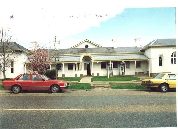 Alexandra court house