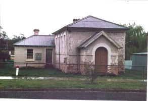 Avoca Court House