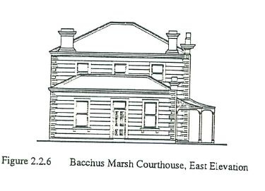 Bacchus Marsh Court House