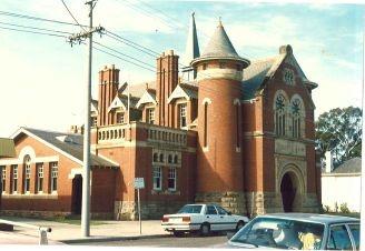 Bairnsdale Court House, 1991