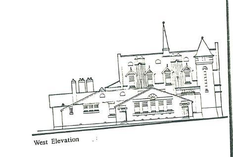 Bairnsdale Court House