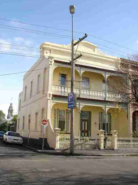 Cobden Terrace - 209 Gore Street