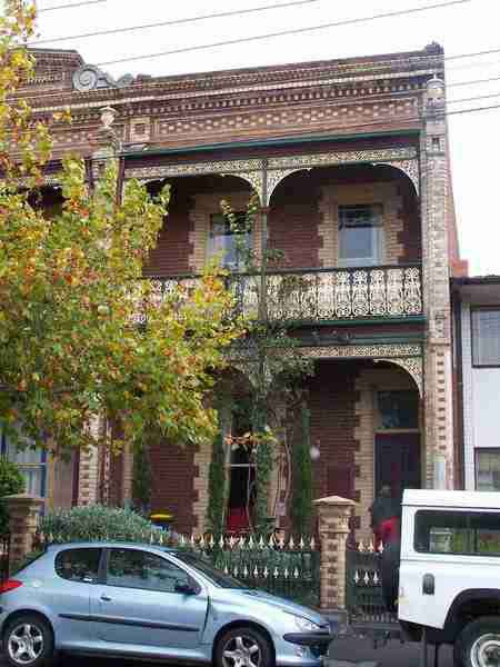 Cobden Terrace - 221 Gore Street