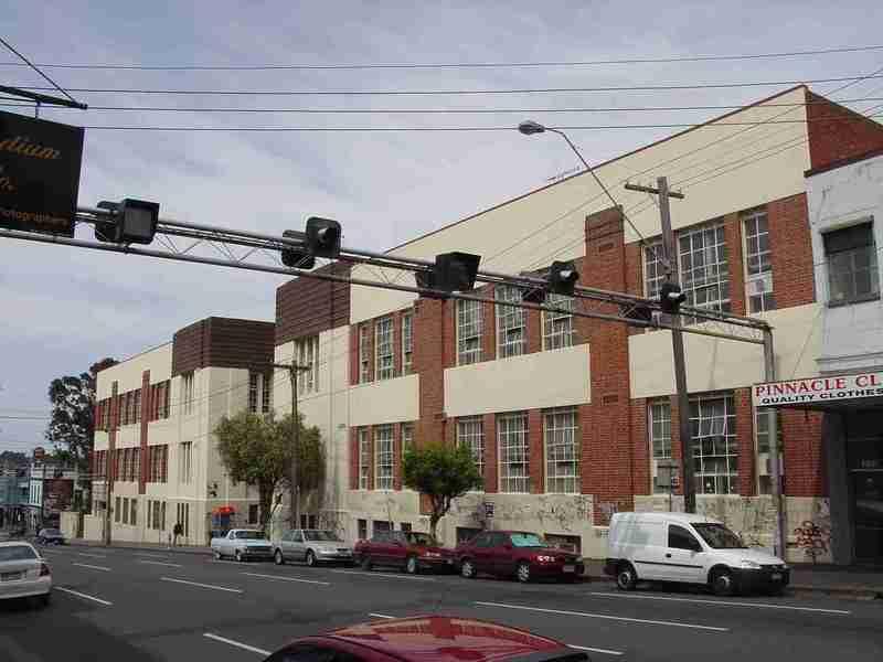 Collingwood Technical School