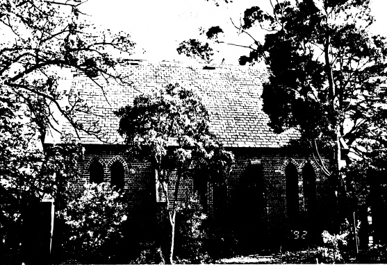 247 - St Margarets Anglican Church Eltham 03 - Shire of Eltham Heritage Study 1992