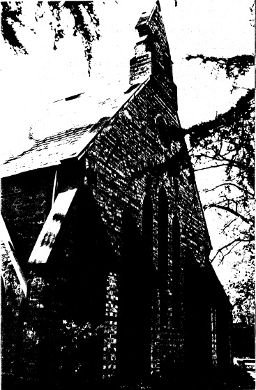 247 - St Margarets Anglican Church Eltham 04 - Shire of Eltham Heritage Study 1992