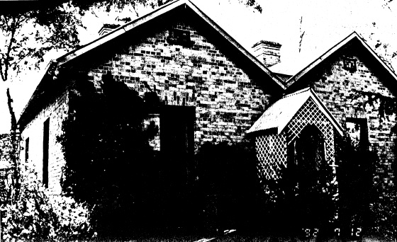 247 - St Margarets Anglican Church Eltham 08 - Shire of Eltham Heritage Study 1992
