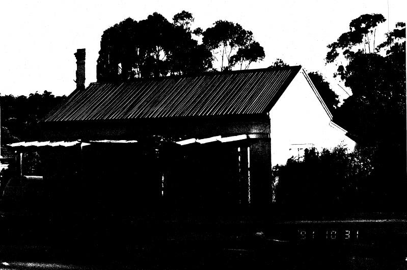 248 - Brick House 88 Pitt St Eltham - Shire of Eltham Heritage Study 1992