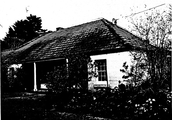 268 - Sweeneys Cottage Eltham 02 - Shire of Eltham Heritage Study 1992