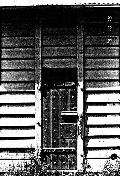 277 - Portable Timber Lock Up Eltham 04 - Shire of Eltham Heritage Study 1992