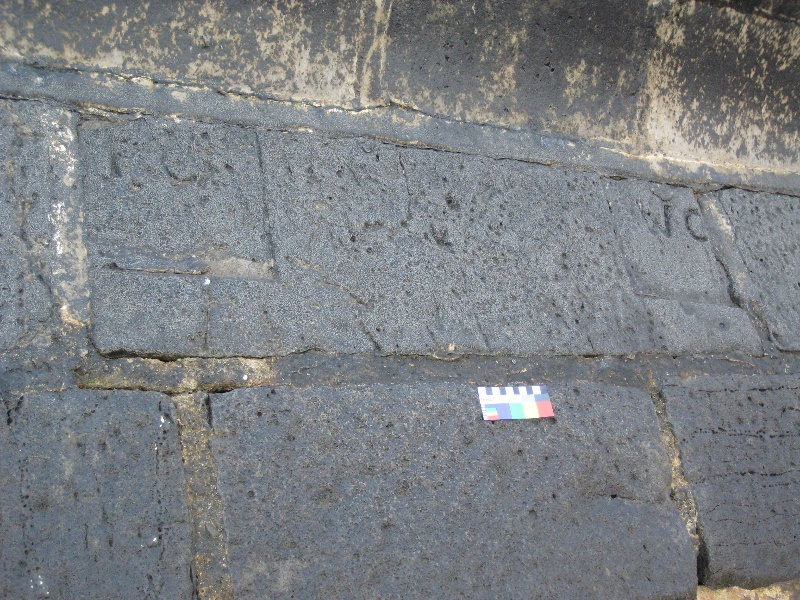 PROV2206 Grave markers 30 Jan 2009