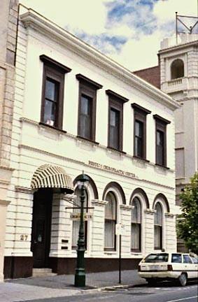 H0403 former bank of nsw view street bendigo