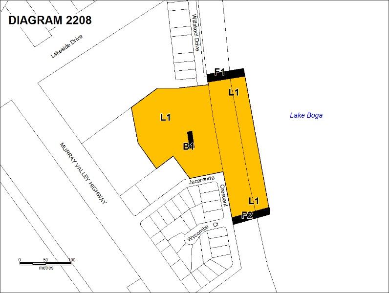 H2208 lake boga plan