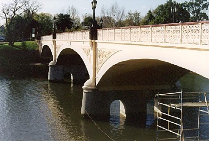 B1598 Morell Bridge